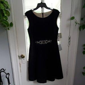 Eliza J Black Formal Dress - Size 8